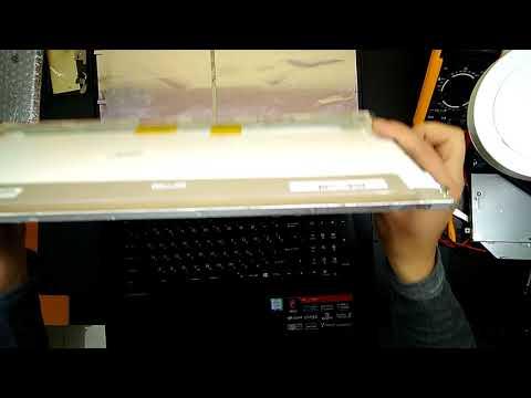 MSI Ms 1795 Замена матрицы, Разбор и чистка от пыли.