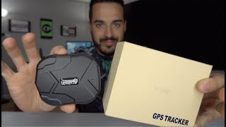 Never Lose Your Vehicle Again! Portable Real Time GPS Tracker Unboxing & Review