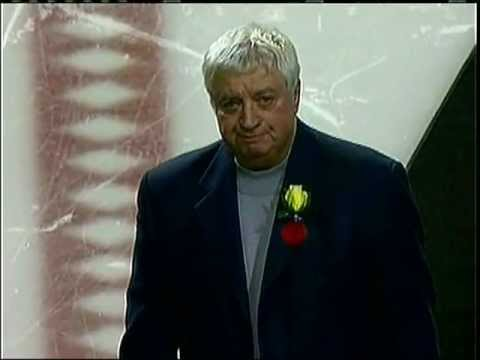 Rick Jeanneret HALL OF FAME induction ceremony