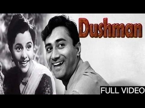 Dushman - दुश्मन 1957 | Hindi Superhit Movie | Dev Anand, Usha Kiran