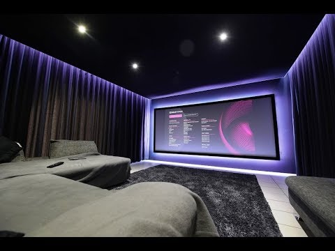 wohnzimmer knopfdruck high end dolby 5 1 4 atmos heimkino youtube. Black Bedroom Furniture Sets. Home Design Ideas
