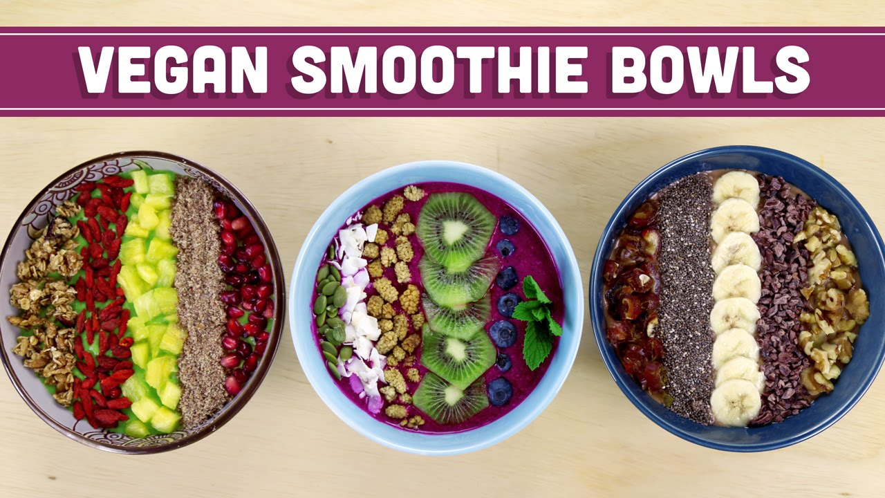 how to make vegan bowls