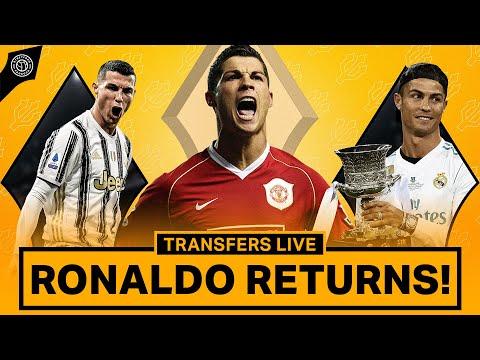 RONALDO – HERE WE GO | Man United Breaking News