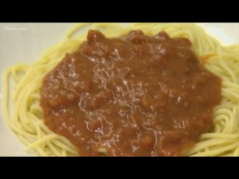 Can you break spaghetti into two pieces?