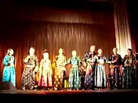 "Buryatia concert ensemble ""Bayar"""