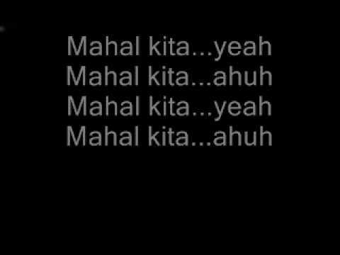 Andrew E. - Mahal Kita with lyrics