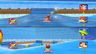 Diddy Kong Racing - Snowflake Mountain | Icicle Piramid