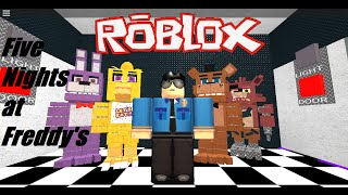 Video musicale ROBLOX - Five Nights at Freddy's (ROBLOX Machinima)