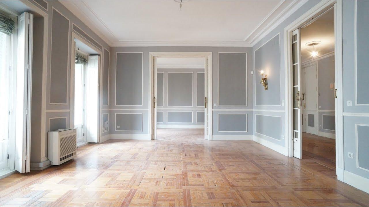 M 41 00422 alquiler piso madrid edificio lujo barrio for Alquiler piso barrio salamanca