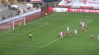 2015 FA컵 32강전 강원FC vs 부산아이파크