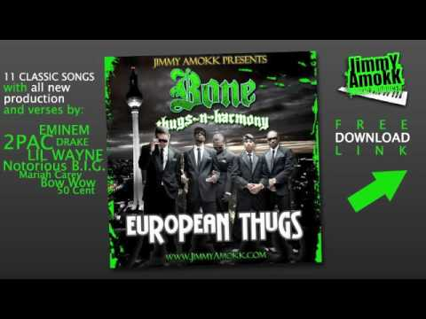 Bone Thugs N Harmony - Crossroads rock remix [by Jimmy Amokk] - European Thugs