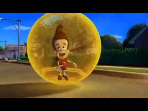 Jimmy Neutron: Boy Genius - Jimmy's Room and Getting To School