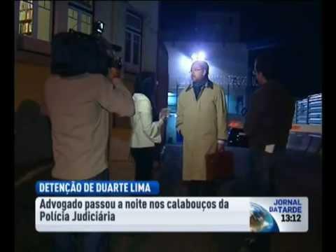 Duarte Lima detido