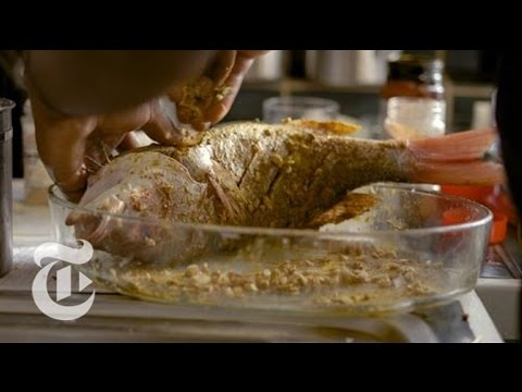 Nigerian Food, Crash and Burn Style  | Taste Makers | The New York Times
