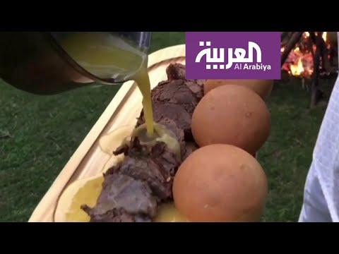 صباح العربية | طاه باكستاني يجتاح المواقع بطبخه ووسامته  - نشر قبل 3 ساعة