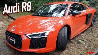 Avaliação Audi R8 V10 Plus 2017 (Especial 500k - Parte 1) | Canal Top Speed