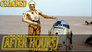 After Hours - The Horrifying Hidden Subplot You Missed in STAR WARS