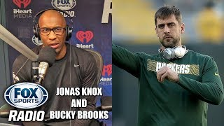 Bucky Brooks Explains Why Aaron Rodgers is Overrated