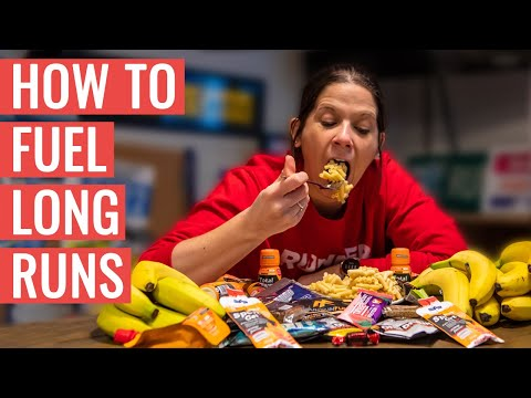 How To FUEL LONG RUNS   Don't Hit The Wall