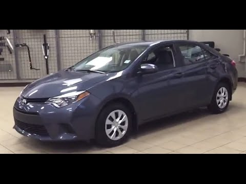2014 Toyota Corolla CE Review