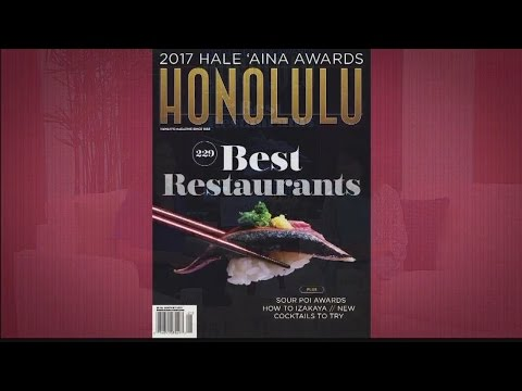 Honolulu Magazine