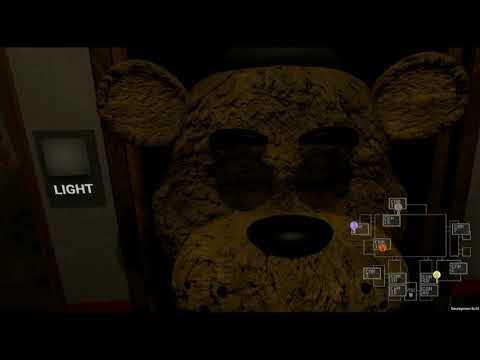 Vive Nights at Freddy's: A VR Fan-Remake by Dielji