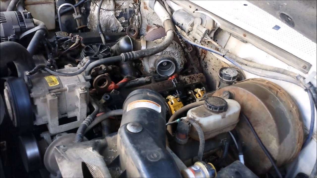 7 3 Powerstroke Diesel Compression  Hpop And Fuel Pressure
