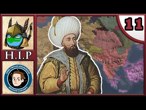 CK2: Holy Fury - HIP #11 - Go West, Young Turk - A New Empire Rises