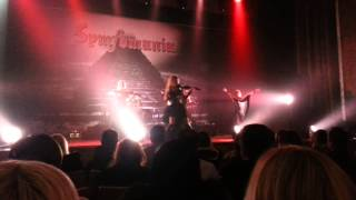 Symfomania - I Was Made for Lovin' You (Kiss cover) - Live in Dnipropetrovsk 14.12.2014