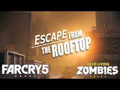 Far Cry 5 (Dead Living Zombies) - Escape From The Rooftop thumbnail