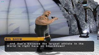 (GameCube) WWE Day of Reckoning 2 Story Mode P.13