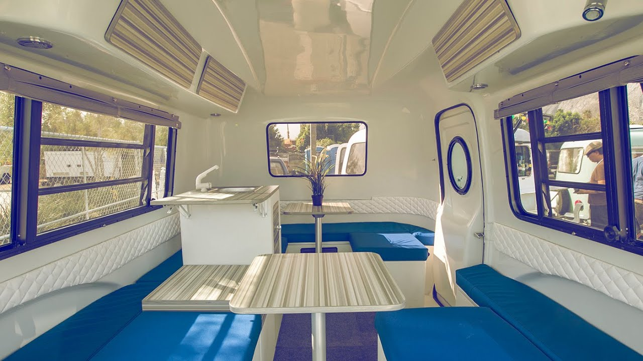 This Happier Camper van design is the niftiest thing you've