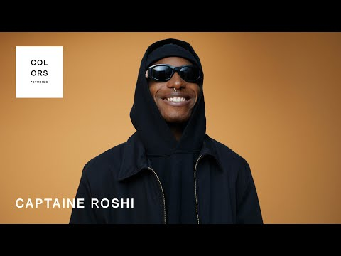 Youtube: Captaine Roshi – Pigalle | A COLORS SHOW