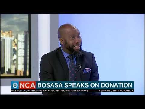 Bosasa speaks on the presidential donation