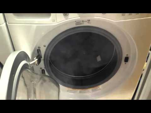 Lg Washer Started To Smoke Repair Is About Come Part 2