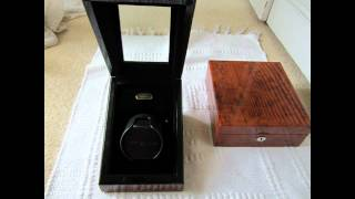 Watch Winders - Watch Display Boxes - Thank You For All The Gifts!