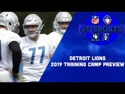 Detroit Lions 2019 Training Camp Preview With MicroMike | NFL Training Camp 2019