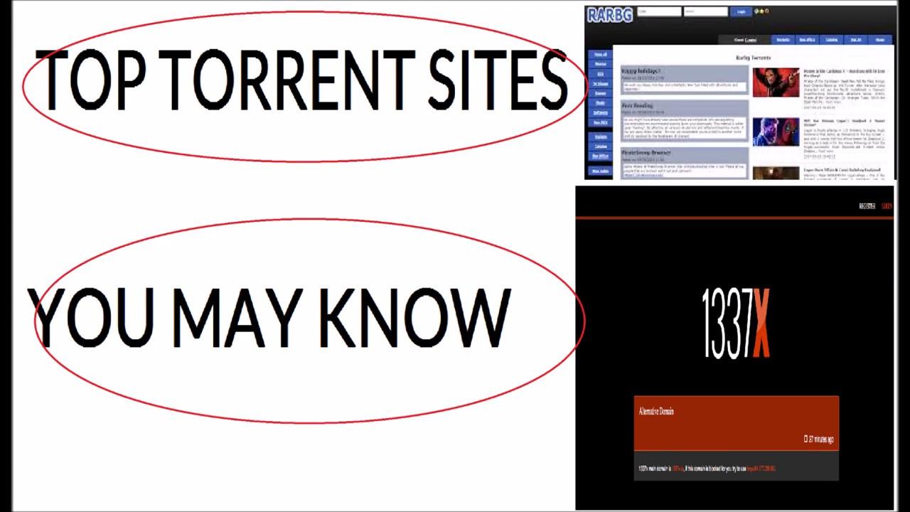 top software torrenting sites 2018