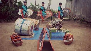 Download lagu Weird Genius - Lathi (ft. Sara Fajira ) | ( Music Video Cover By PTS Junior )