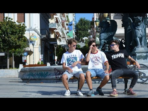 High in PATRAS (First Video)