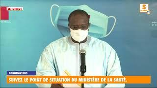 Nombre de tests réalisés à Touba, Dakar et Kolda : Dr Amadou Sall dévoile les chiffres