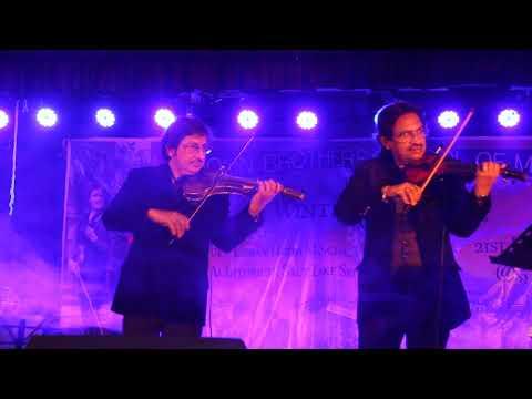 Medley of Satyajit Ray by Violin Brothers