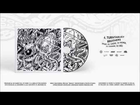 DJ Ace - Turntablist brothers feat. DJ VaZee, DJ Noriz, DJ Danek, DJ Ike (prod. Bodziers) CUT ADDIX