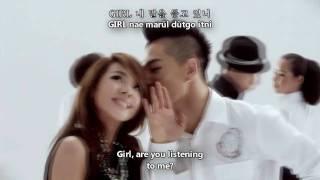 Taeyang ft. G-Dragon - I Need A Girl (Dance Version) [Hangul + Romanization + Eng Sub] MV