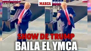 Trump baila el YMCA de Village People I MARCA