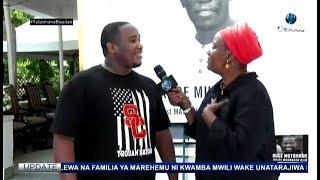 LIVE: DJ D OMMY AKIELEZEA NAMNA ALIVYOKUTANA NA RUGE MUTAHABA