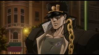 jotaro vs dio part 1