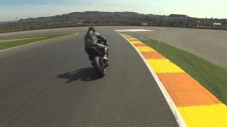N TRADE RACING kör med Grevens Racing Adventures i Spanien