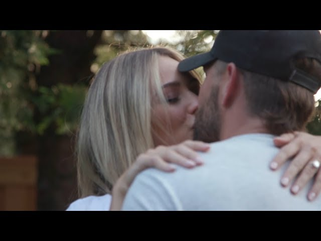 Chris Lane - Big, Big Plans (Video for Lauren)