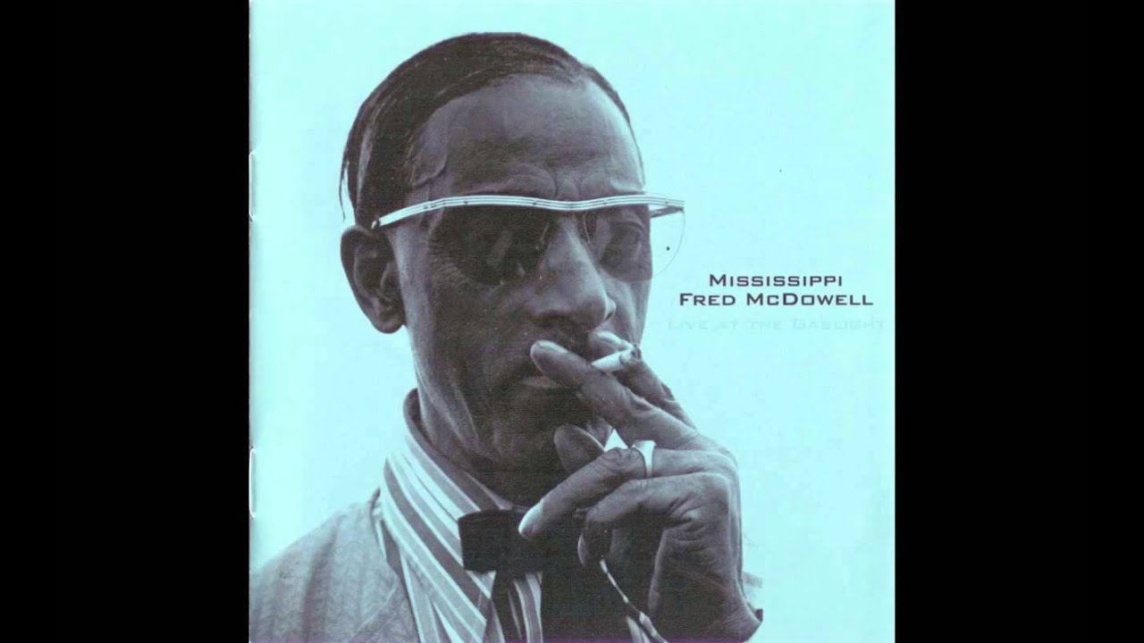 Fred McDowell* Mississippi Fred McDowell - Live In New York